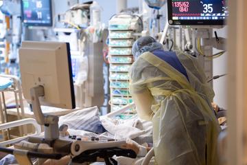 """Intensivmediziner aus Jena warnt vor vielen Klinikfällen: """"Kann wieder heftig werden"""""""