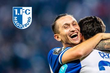 Ex-Dynamo zerlegt die 3. Liga: Baris Atik trifft und bringt den 1. FC Magdeburg zurück an die Spitze