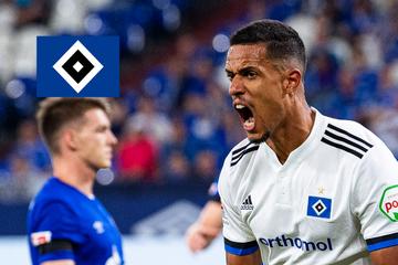 HSV: Robert Glatzel kommt trotz schwerem Erbe immer besser in Fahrt!