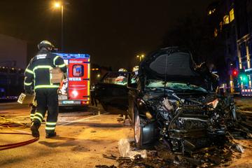 Prozess nach Unfallfahrt: Schuldunfähigkeit oder versuchter Mord?
