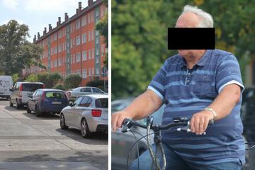 Selbstjustiz in der engen Gasse: Jetzt muss der Rüpel-Fahrer (72) laufen