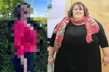 230-Kilo-Frau verliert fast zwei Drittel ihres Gewichts: So anders sieht sie jetzt aus!