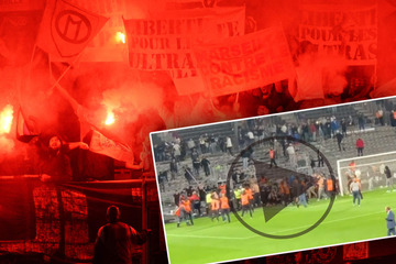 Erneut Fan-Eskalation: Platzsturm, Unterbrechung, Verletzte! Die Ligue 1 versinkt in Gewalt