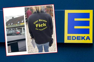 """Edeka-Slogan sorgt für Aufregung im Netz: """"Der beste Fick im Norden"""""""