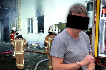 Flammende Eifersucht: Mann fackelte Musikraum des neuen Freundes seiner Ex ab