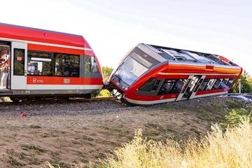 Nach Zugunglück: Bahnstrecke zwischen Stettin und Berlin ab Samstag wieder offen