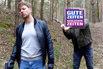 GZSZ: Serienkiller-Drama endet: Dieser GZSZ-Star wird zum Retter in höchster Not