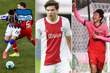 Radonjic, Ekkelenkamp, Hwang: Wen holt Hertha als Nächstes?