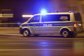 Dresden: Polizei liefert sich Verfolgungsjagd mit VW: Bei der Kontrolle kommt einiges ans Licht