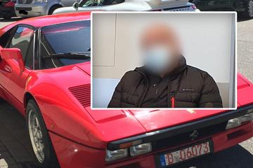 Er klaute einen 2-Millionen-Euro-Ferrari: Das ist seine Strafe!