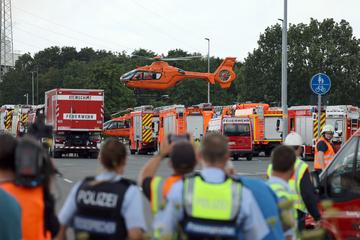 Riesige Explosion in Leverkusen! Zweites Todesopfer gefunden, viele Verletzte