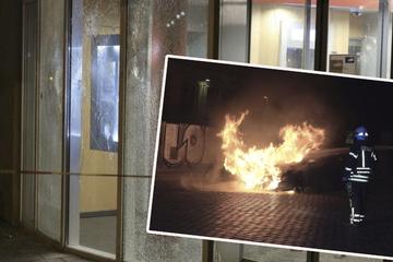 Leipzig: Politisch motivierte Anschläge in Leipzig? Kripo sucht Zeugen in fünf Fällen