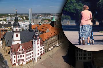 Chemnitz: Statistik zeigt bittere Wahrheit: Chemnitz hat die älteste Bevölkerung in Europa