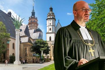 """Leipzig: Von oben verordnet! Traditions-Kirchen wehren sich gegen die """"Zwangsehe"""""""