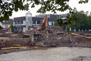 Flutkatastrophe in Rheinland-Pfalz: Nur noch 74 Vermisste