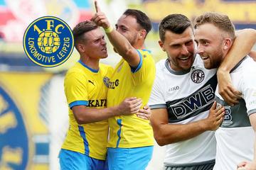 Bergers Traum-Freistoß zu wenig! Lok Leipzig verliert Saisonauftakt gegen BFC Dynamo deutlich