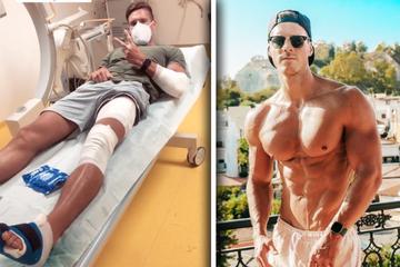 Fitness-Influencer verunglückt schwer im Urlaub und beschwert sich über Klinik-Behandlung