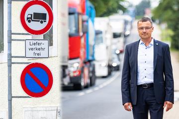 Verkehrs-Schlacht in Tanneberg: Trotz Tempo 30 geht das Chaos weiter