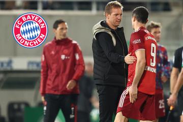 FC Bayern festigt Tabellenspitze: Lewandowski angefressen, Müller überholt FCB-Legende