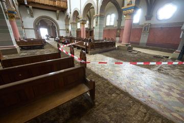Flutkatastrophe in Rheinland-Pfalz: Große Schäden an Kirchen