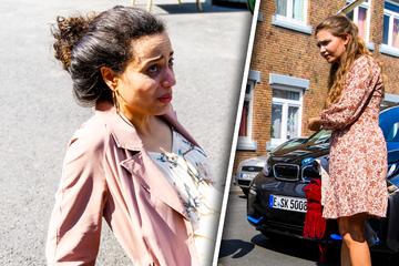 Alles was zählt: Malu ist am Ende und rennt Nathalie vors Auto