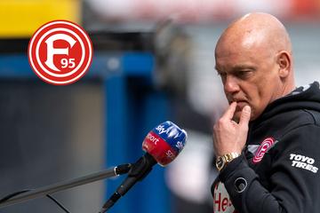 Keine Verlängerung! Fortuna Düsseldorf und Uwe Rösler trennen sich