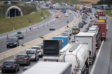 Staus in Sicht! 20 größere Sommer-Baustellen auf Mitteldeutschlands Autobahnen