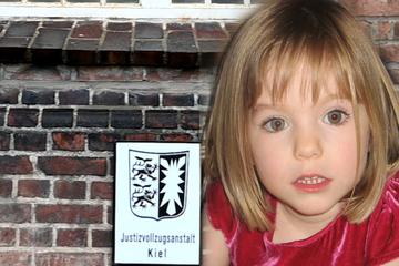 Verdächtiger im Fall Maddie für Anhörung im Landgericht Braunschweig