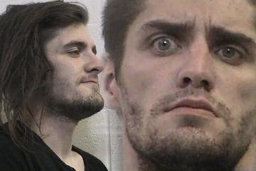 Mann, der angeblich Sex mit Pferd hatte, flüchtet aus Knast und wird halbnackt gefasst
