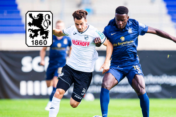 Wieder kein Sieg: 1860 München tritt beim SC Verl auf der Stelle!