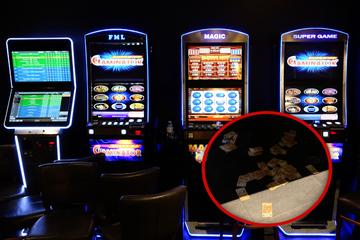 Große Glücksspiel-Razzia in NRW: Bargeld-Chaos und SEK-Einsatz