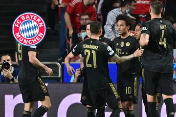 FC Bayern jubelt in Lissabon! Sané leitet mit Traum-Freistoß Torfestival ein