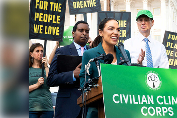 Civilian Climate Corps proposes action-packed change and jobs for young Americans