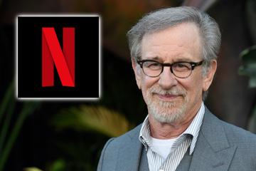 Kult-Regisseur Steven Spielberg macht plötzlich gemeinsame Sache mit Netflix