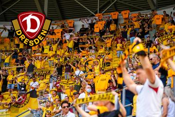 Dynamos Zuschauerplan für das DFB-Pokal-Spiel gegen Paderborn steht!