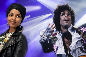 """""""Purple reigns"""": Ilhan Omar co-sponsors bill to give Congressional Gold Medal to Prince"""