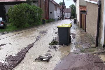 Gewitter, Hagel, Starkregen, Sturmböen: Heftige Unwetter wüten über Thüringen