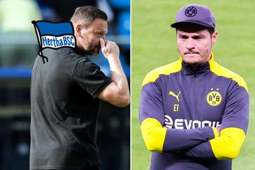 Hertha hat offenbar Ex-BVB-Coach Terzic kontaktiert: Bobic dementiert