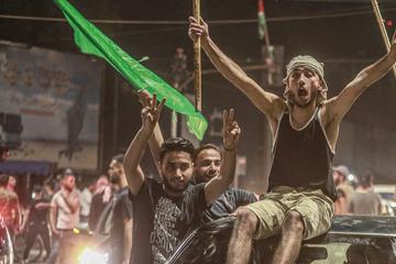 Waffenruhe in Israel und Gaza hält! Menschen feiern auf den Straßen