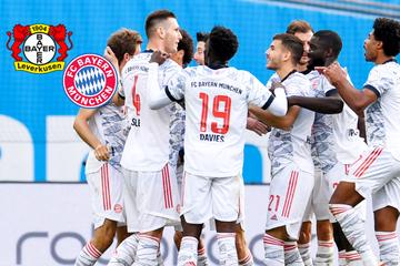 Was für eine Demütigung! Gnadenloser FC Bayern zerlegt Leverkusen