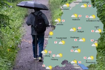 Bleibt es bei diesem Schmuddel-Wetter?