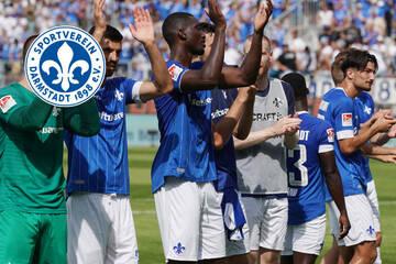 Über 7000 Fans sollen den SV Darmstadt 98 auch zum Sieg über Hannover 96 tragen