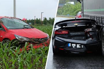 Unfall A4: Gleich zwei schwere Unfälle auf der A4!