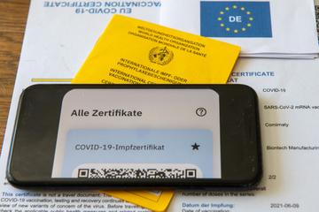 Kriminelle Energie: Zahl der gefälschten Impfpässe in Thüringen nimmt weiterhin zu
