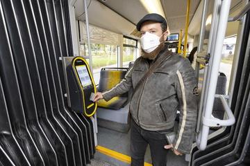 Dresden: Bahn frei! So ticken die neuen Ticketautomaten der DVB