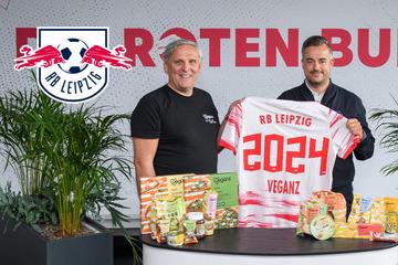"""Aperitivos vegetarianos para aficionados y jugadores: RB Leipzig inicia una colaboración con """"Visiones"""""""