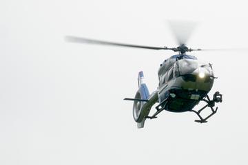 Hubschrauber im Einsatz: Viel genutzter Tunnel auf unbestimmte Zeit gesperrt!