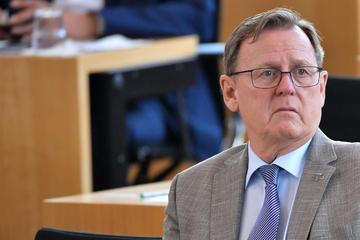 """""""Gefangene der Pandemie"""": Bodo Ramelow gibt Corona die Schuld für das Wahldebakel der Linken"""