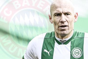 """FC-Bayern-Legende Arjen Robben muss Karriere beenden: """"Hätte gerne weitergemacht"""""""