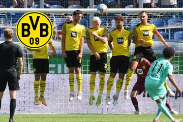 BVB zieht gegen Bochum den Kürzeren: Zauberfreistoß entscheidet
